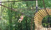 R Adventure Park - Logan: Two ZipRail Rides with a Recorded Digital Video for Two or Four at Ohio ATV World (Up to 65% Off)