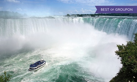 groupon daily deal - Stay with Dining and Slot Credits at Best Western Fallsview Hotel in Niagara Falls, ON. Dates Available into June.