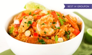 Cajun Cuisine For Lunch Or Dinner At Nora Lees French Quarter Bistro (up To 47% Off)