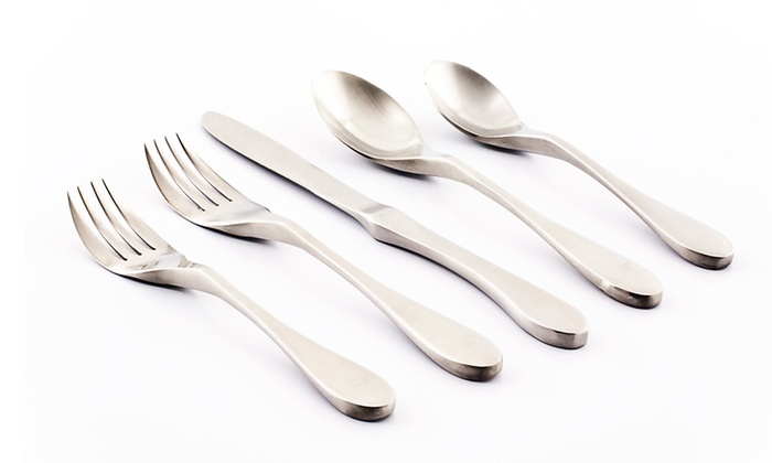 Knork: $19 for $55 Worth of Stainless-Steel Knork Flatware from Knork.net