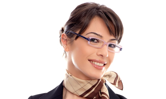 Optical Experts - Peoria: $39 for an Eye Care Package Toward Eye Exam, Prescription Lenses, and Frames at Optical Experts ($200 Value)