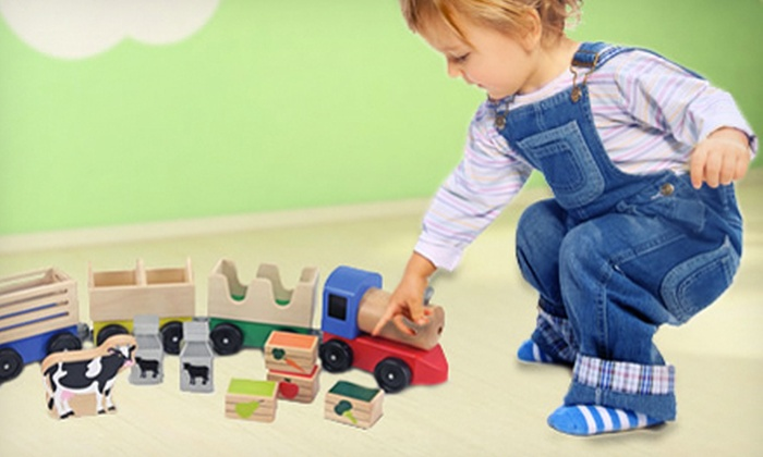ecomom: Eco-Friendly Baby, Toddler, and Kids Products from ecomom (Up to US$75 Value). Two Options Available.