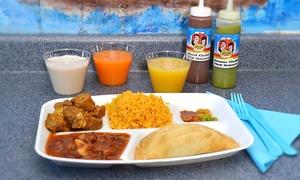 Juan & Maria's Empanada Stop: International Spanish Cuisine for Dining or Catering from Juan & Maria's Empanada Stop (Up to 42% Off)