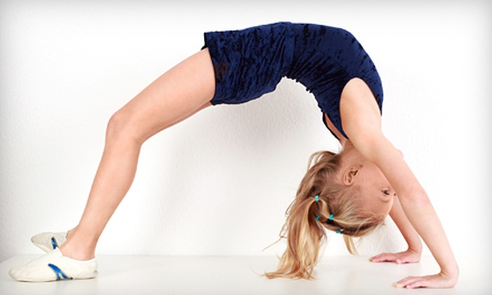 Aerials Academy of Gymnastics and Dance - Vacaville: One or Three Months of Kids' Classes at Aerials Academy of Gymnastics and Dance in Vacaville (Up to 71% Off)