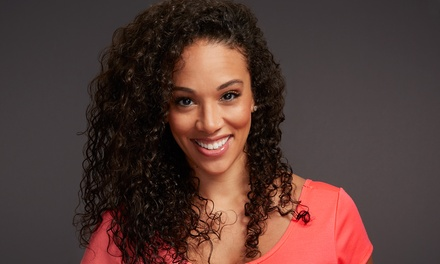 Women's Cut for Curly Hair or Regular Cut with Partial Highlights at CURLosity (Up to 42% Off)