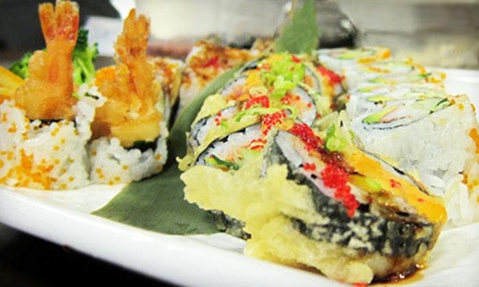 Fulin's Asian Cuisine  - Hendersonville: Pan-Asian Food for Lunch or Dinner at Fulin's Asian Cuisine in Hendersonville (Half Off)