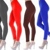 6-Pack of Women's Fleece Winter Leggings