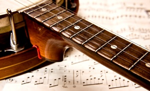 Ms. Roe's Music Center: $19 for $38 Groupon — Ms. Roe's Music Center