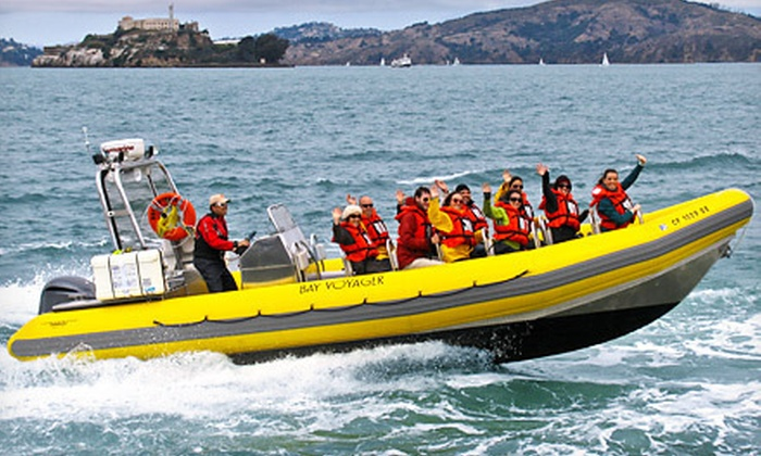 Bay Voyager - Produce and Waterfront: $37 for a Bay Highlights Boat Tour from Bay Voyager ($75 Value)