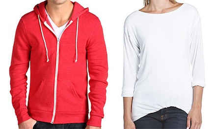 Designer Apparel at Post and Nickel (40% Off). Three Options Available.