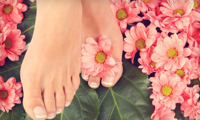 Tangles Salon & Spa - Madison: $29 for a Tangles Signature Pedicure at Tangles Salon & Spa in Madison ($65 Value)