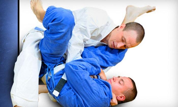 Brooklyn Martial Arts - Boerum Hill: 5, 10, or 20 Beginner's Brazilian-Jiujitsu Classes with Uniform at Brooklyn Martial Arts (Up to 88% Off)