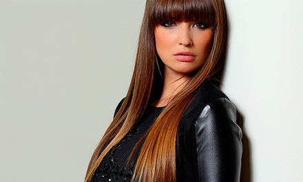 One or Two Brazilian Blowouts at Mosaic Salon (Up to 72% Off)