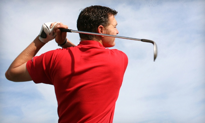 Core-Breathing 4 Golf - Pacific Beach: Two or Four 30-Minute Private Golf Lessons at Core-Breathing 4 Golf (Up to 59% Off)
