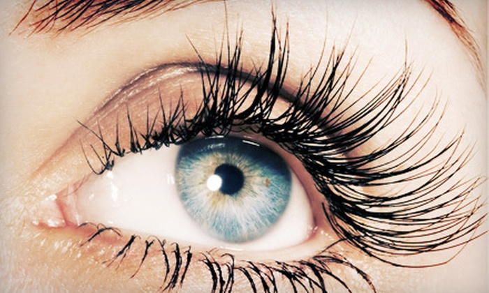 M Salon and Spa - Goodyear: $47 for a Full Set of Eyelash Extensions at M Salon and Spa ($95 Value)