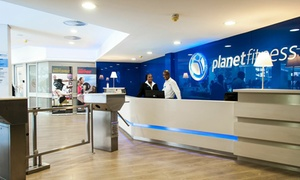 Planet Fitness: Two-Month Planet Fitness Membership for R399 at Various Planet Fitness Clubs in Johannesburg (60% Off)