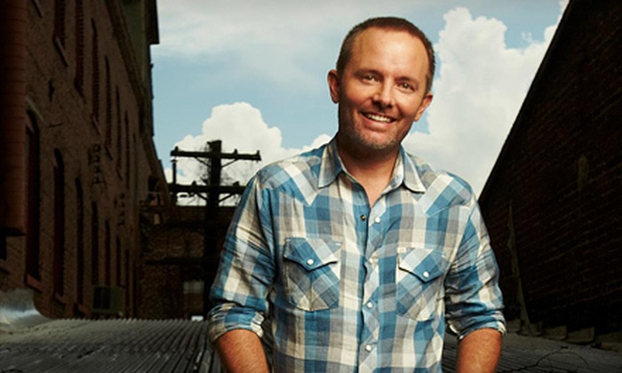 Chris Tomlin - Florence: $45 for Two to See Chris Tomlin at the Florence Civic Center on Saturday, November 10, at 7 p.m. (Up to $81.40 Value)