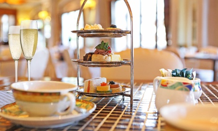 Traditional Afternoon Tea with Optional Prosecco for Two or Four at Britannia Hotels Adelphi