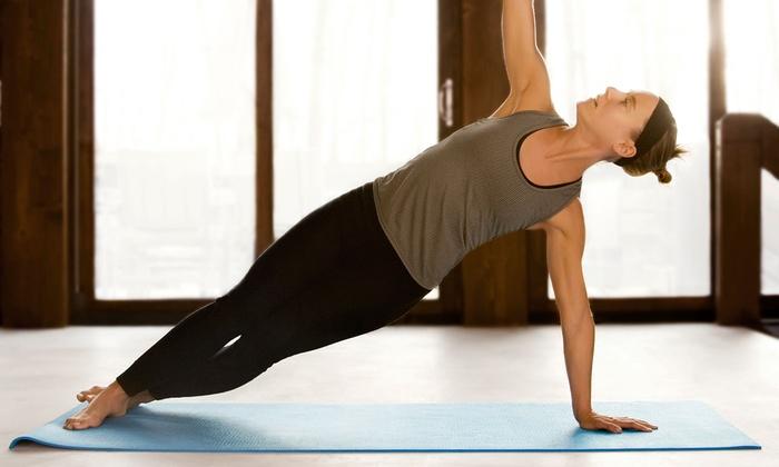 Restorative Yoga - Restorative Yoga: $25 for Five Yoga Classes at Restorative Yoga ($50 Value)