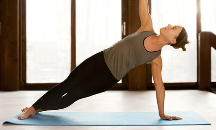 $25 for Five Yoga Classes at Restorative Yoga ($50 Value)