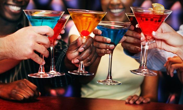 Small Plates And Martinis Bonsai Bar Lounge Oob Groupon