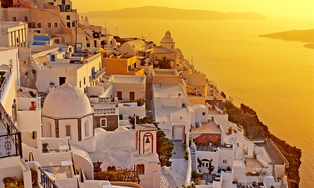 Greece: Santorini Beachside Hotel 5