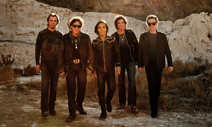 Journey and Steve Miller Band - Hollywood Casino Amphitheatre: Journey and Steve Miller Band at First Midwest Bank Amphitheatre on Wednesday, Sept. 10 (Up to 46% Off)