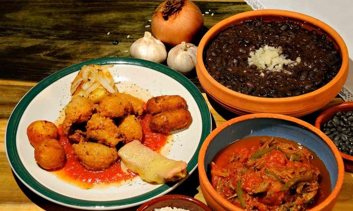 Little Brazil - Applewood: $12 for Brazilian Meal for Two at Little Brazil ($23.40 Value)