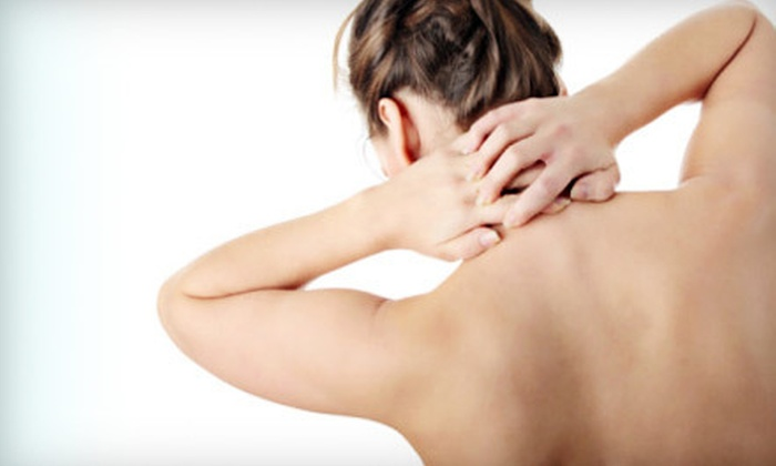 West Texas Wellness Center - Wolflin Historic District: $45 for a Three-Visit Chiropractic Package at West Texas Wellness Center ($427 Value)