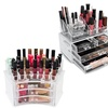 Sorbus Cosmetic Organizers with Cotton Ball Holder (Multiple Options)