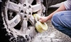 Halima Car Wash - Metairie: $12 for One Deluxe Package Car Wash at Halima Car Wash (Up to $24.95 Value)