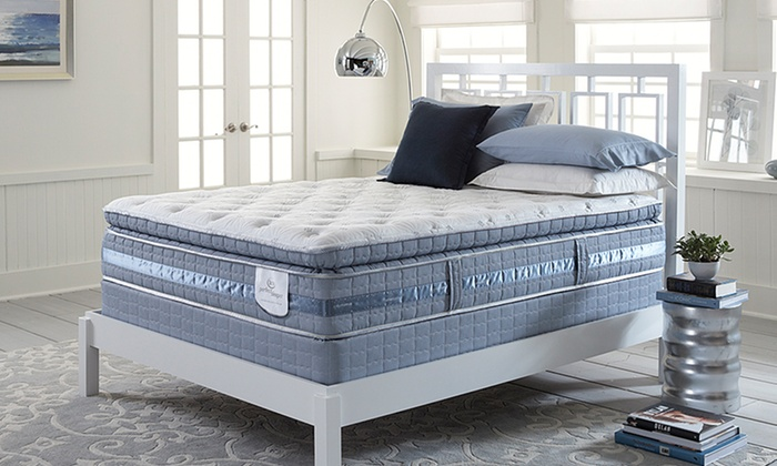 The Sleep Factory - Multiple Locations: C$39 for C$100 Towards Mattresses, Furniture, and Bedroom Accessories at The Sleep Factory