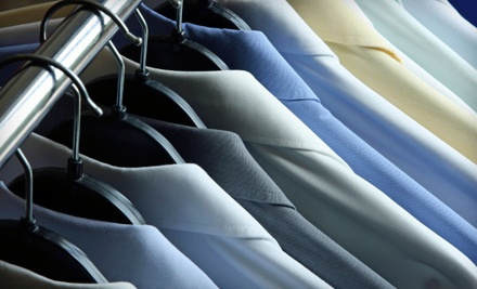 $30 Groupon for Professional Dry-Cleaning Services - The Fashion Valet in Paramus
