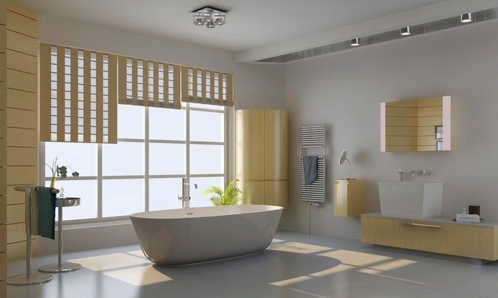 RK Porches and Construction - Portage Park: $500 Toward a Discounted Bathroom Remodel from RK Porches and Construction