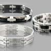 Blackjack Jewelry Stainless Steel Men's Bracelets