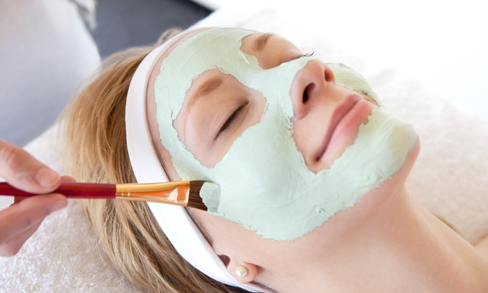 Barbara Maddis at Beauty Center and Salon - Westlake Village: One or Two Facials with Strawberry-Rhubarb Masks from Barbara Maddis at Beauty Center and Salon (Up to 56% Off)