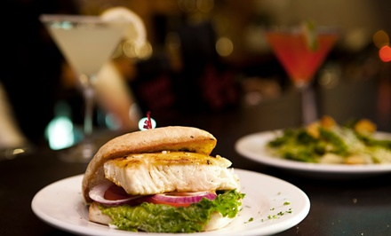 Bistro Food for Dinner at Next Bistro and Bar (Up to 50% Off). Two Options Available.