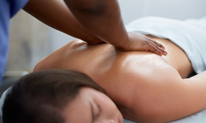 Deep Tissue, Swedish, or Bamboo Massages at Gifted Touch Therapeutic Massage (Up to 52% Off). Two Options.