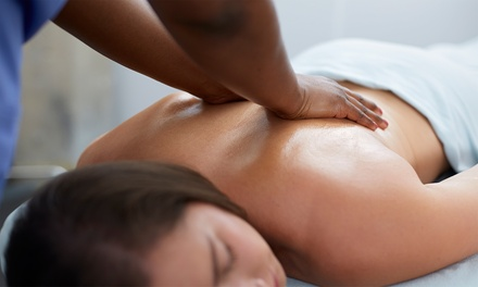 One 60- or 90-Minute Deep-Tissue Massage at Kosmetikos Spa & Wellness Center (Up to 58% Off)