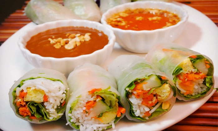 Savatdee Authentic Thai & Lao Cuisine - University District: Dinner for Four or $12 for $25 Worth of Thai and Lao Food at Savatdee Authentic Thai & Lao Cuisine