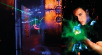 1 partie de laser game pour 5 personnes à 19,90 € au Bowling Palace