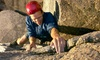 Up to 60% Off Guided Rock-Climbing Tour