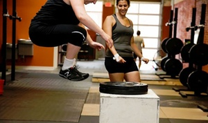 CrossFit Full Circle: $99 for a 30-day Body Transformation Package at CrossFit Full Circle ($507.40 Value)