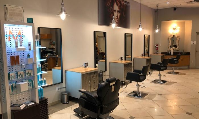 Men S Hair Services The Mirror Mirror Salon Groupon