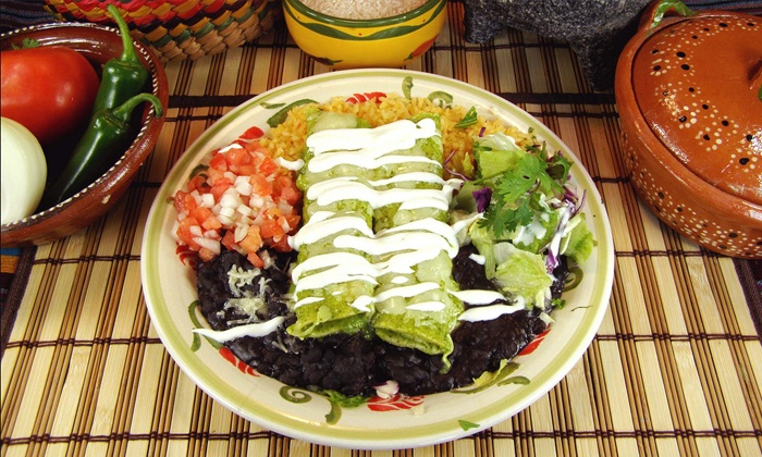 Tacos and Company - Multiple Locations: $13 for $25 Worth of Mexican Cuisine at Tacos and Company