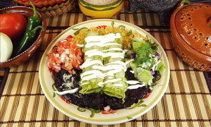 Tacos and Company: $13 for $25 Worth of Mexican Cuisine at Tacos and Company