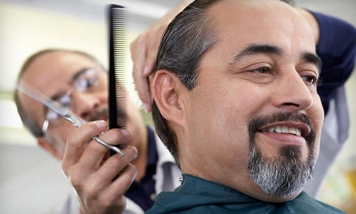 Las Olas Barbershop - Colee Hammock,Lauderdale Harbors: One or Two Haircuts and Neck Shaves at Las Olas Barbershop (Half Off)
