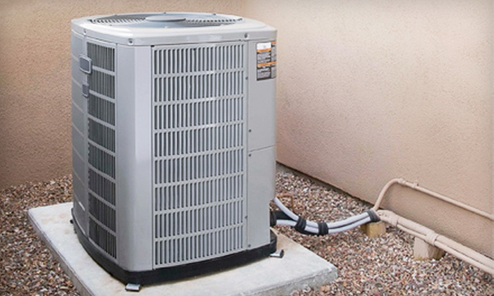 Bay Area Air Conditioning - New Port Richey East: 21-Point or High-Performance A/C Cleaning and Tune-up from Bay Area Air Conditioning (Up to 58% Off)