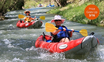 Guided Verde River Kayak Trip for One, Two, or Four from Sedona Adventure Tours (Up to 59% Off)