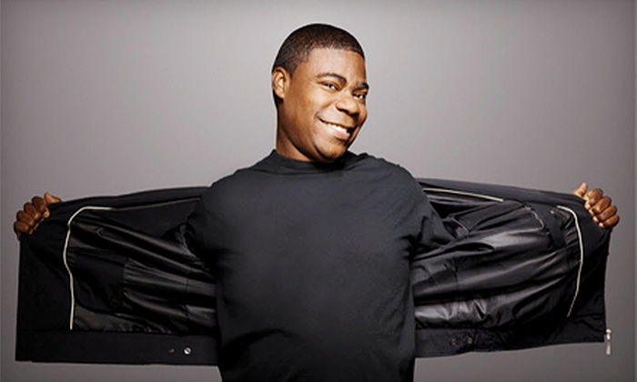 Tracy Morgan: Excuse My French - The Tabernacle: $20 to See the Tracy Morgan: Excuse My French Standup Show at The Tabernacle on June 6 at 8 p.m. (Up to $48 Value)